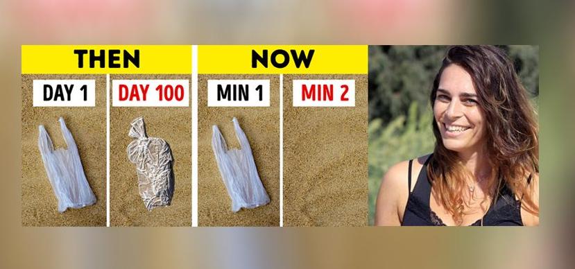 ရေမှာ ပျော်ဝင်ပျက်စီးသွားနိုင်တဲ့ ပလတ်စတစ်အိတ် အမျိုးအစားကို တီထွင်လိုက်တဲ့ အစ္စရေးနိုင်ငံသူ