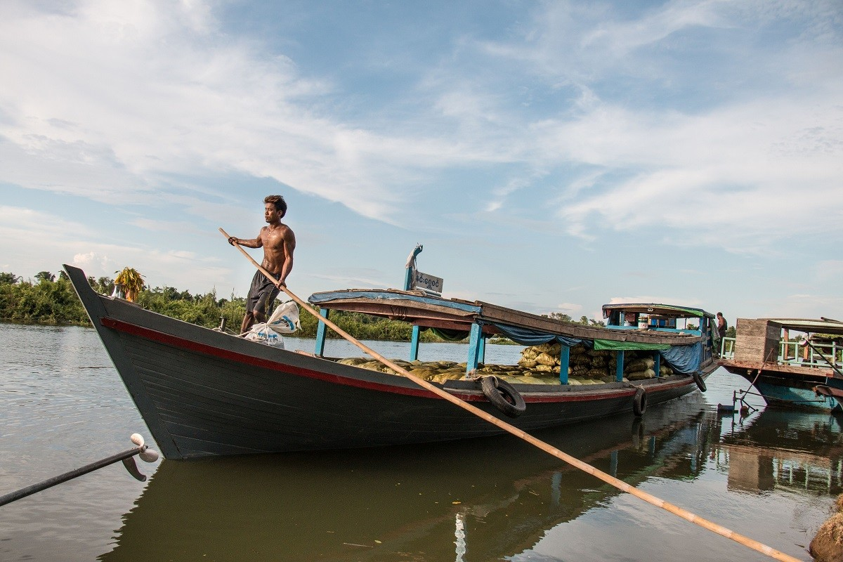 မော်လမြိုင်ကျွန်းမြို့နယ်တွင် နွေစပါးရောင်းဈေး သိသိသာသာကျဆင်းခဲ့