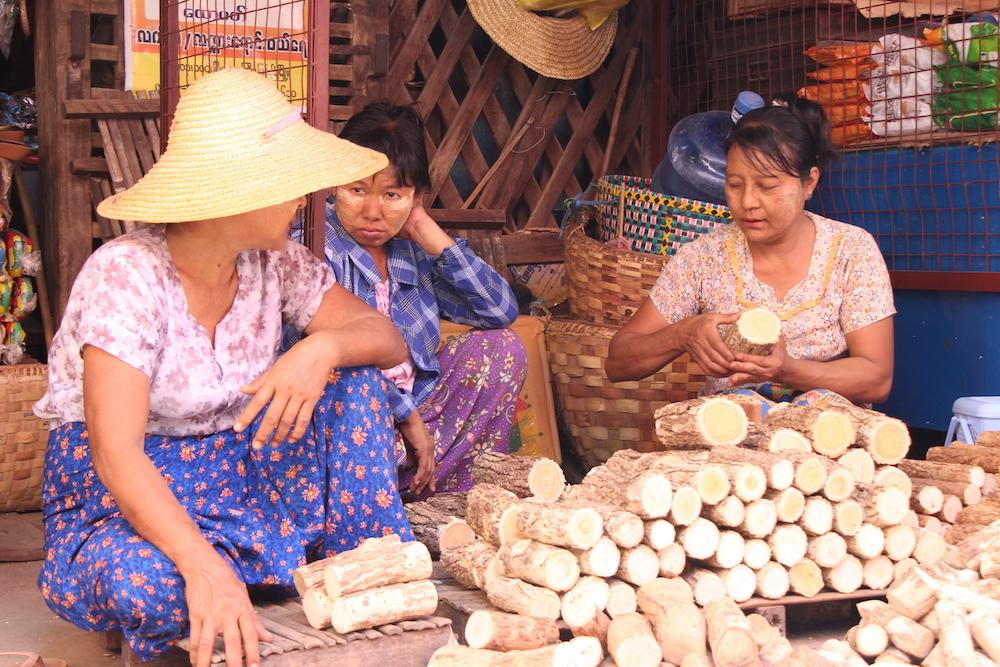 သနပ်ခါးထုတ်ကုန် အရည်အသွေးနှင့် လုပ်ငန်းများ တိုးတက်လာစေရန် မြန်မာ့သနပ်ခါး အသင်းနှင့် HELVETAS Myanmar တို့ပူးပေါင်း ဆောင်ရွက်နေ