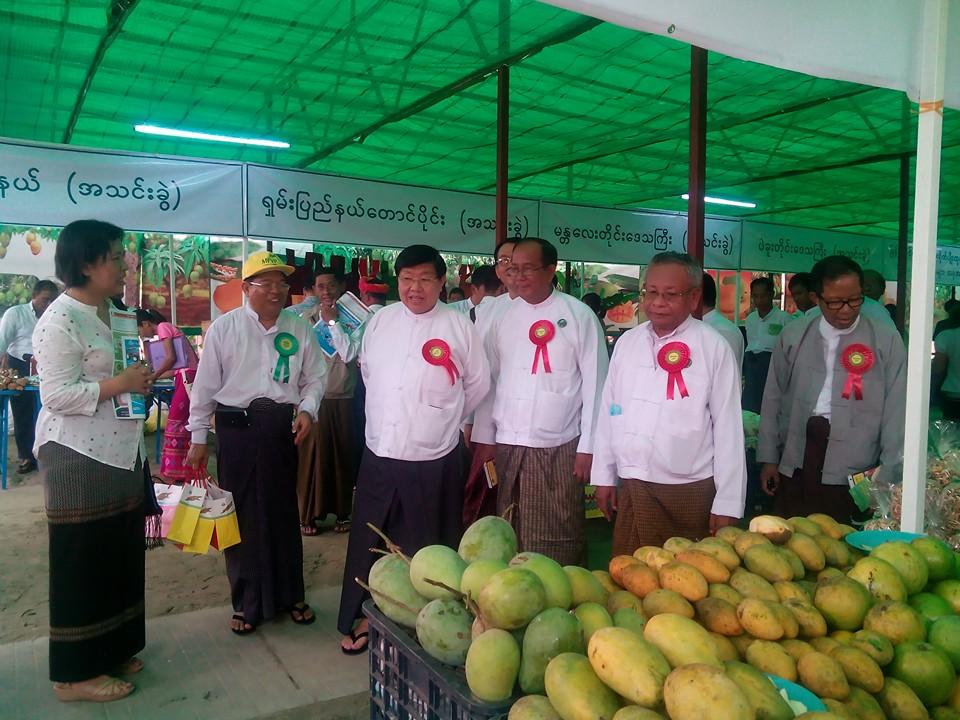 မန္တလေးမြို့၌ ငါးကြိမ်မြောက် မြန်မာ့သရက်ပွဲတော် ပြုလုပ်မည်