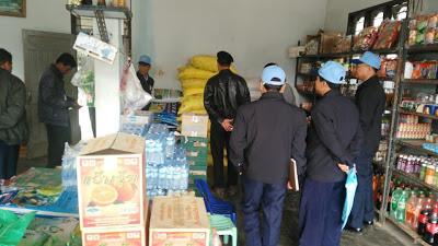 စိုက်ပျိုးရေးဦးစီးဌာန၏ ထောက်ခံချက်မရှိသည့် စိုက်ပျိုးရေးသုံးဆေးနှင့် ဓာတ်မြေဩဇာများအား ကျိုင်းတုံမြို့တွင်သိမ်းဆည်း