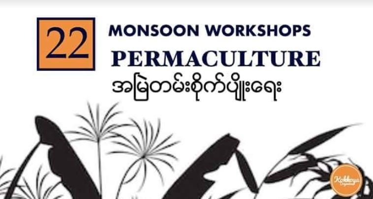အမြဲတမ်းစိုက်ပျိုးရေးစနစ် အလုပ်ရုံဆွေးနွေးပွဲ (Permaculture Workshop)