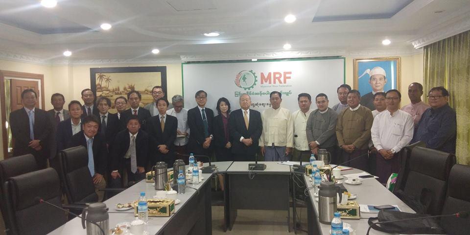 နှစ်နိုင်ငံ ကုန်သွယ်မှုနှင့် ရင်းနှီးမြှုပ်နှံမှု တိုးမြှင့်ရေး ဆန်စပါးအသင်းချုပ်နှင့် ဂျပန်နိုင်ငံ (JAPIC) တို့ သဘောတူညီမှုရရှိ
