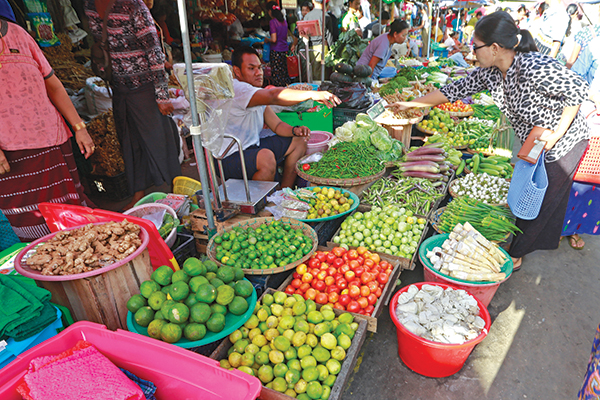 ဧပြီလ မြန်မာ့ထုတ်လုပ်မှု အာဆီယံဒေသအတွင်း အမြင့်ဆုံးဖြစ်