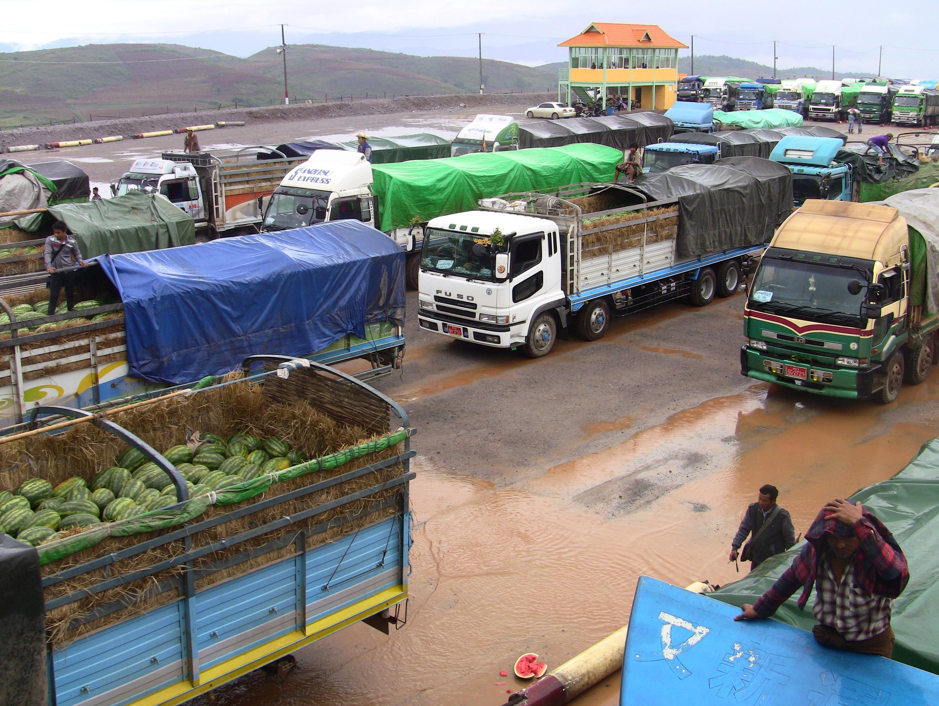 ကြူကုတ်-ပန်ဆိုင်းလမ်းအား ယနေ့ ပြန်ဖွင့်ပေးမည်