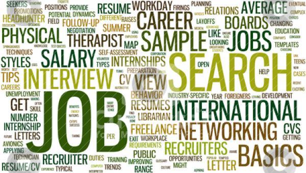 Updated Job Vacancy Announcements