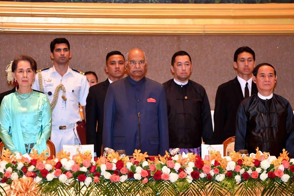 ပဲတင်ပို့မှုအတွက် နိုင်နှစ်နိုင်ငံ ညှိနှိုင်းဆောင်ရွက်မှုများ ပြုလုပ်သွားမည်ဟု အိန္ဒိယသမ္မတ ပြောကြား