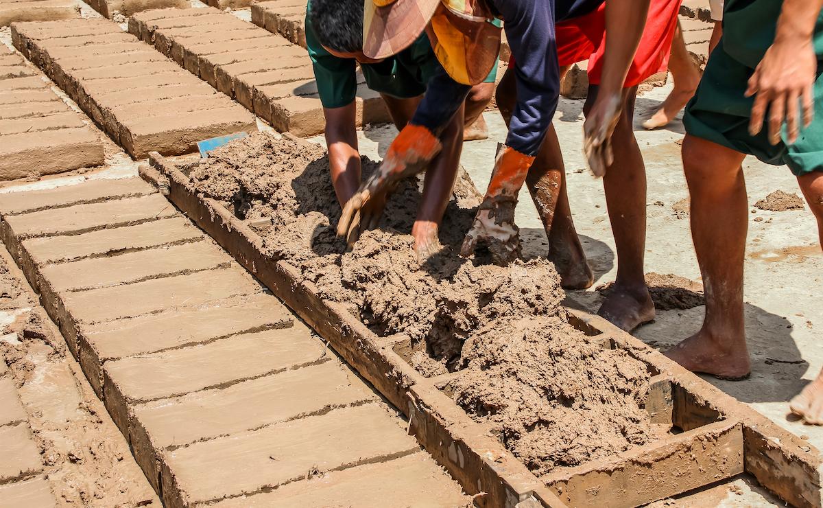 စပါးခွံကို အဆောက်အဦကုန်ကြမ်းပစ္စည်းအဖြစ်သုံးခြင်း