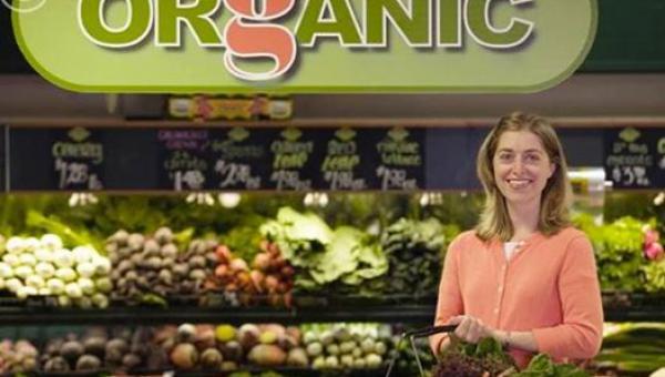 Organic Food (အော်ဂဲနစ်) အစားအစာ