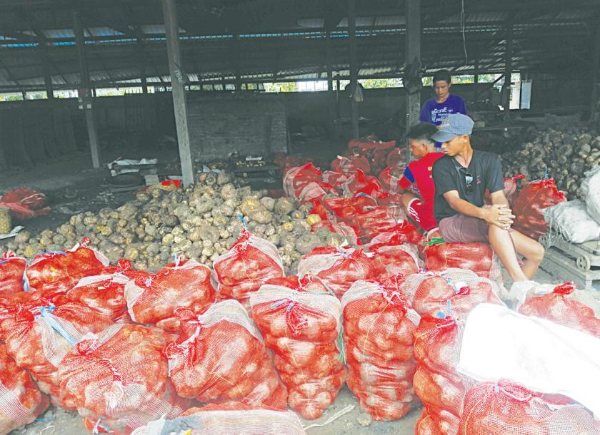 စိုက်ပျိုးသူတောင်သူများနှင့်တောတွင်းရှာဖွေရောင်းချသူများ ဝဥဈေးကောင်းနေ၍ အဆင်ပြေနေကြဟုဆို