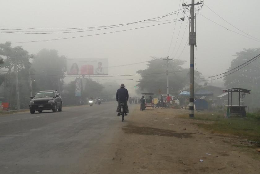 တရုတ်ဘက်မှ လေဖိအားကြီးရပ်ဝန်း အားကောင်းမှုကြောင့် မြန်မာနိုင်ငံ မြောက်ပိုင်းဒေသများတွင် အနုတ်ဒီဂရီအထိ အေးနေပြီး နောက်သုံးရက်အထိ အအေးပိုနိုင်